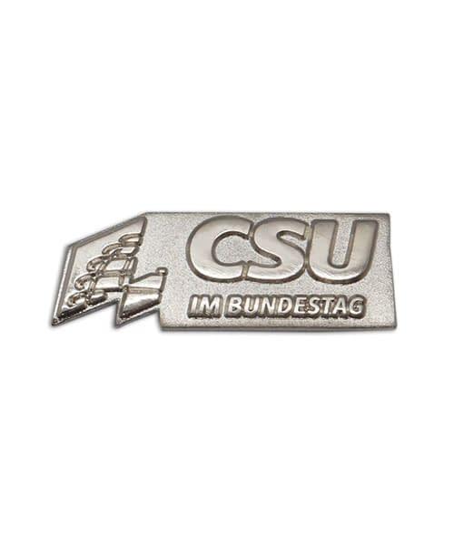 Pin Sandkorn CSU Bundestag