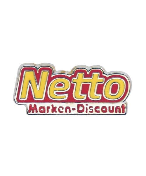 Pin Weichemaille Netto Marken-Discount Vorderseite