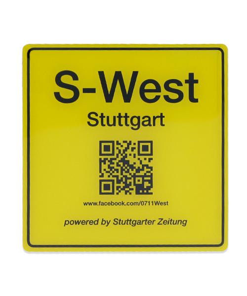 Kühlschrankmagnete Magnetpin Magnete Ort Stuttgart S-West, Stuttgarter Zeitung